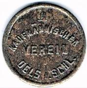5 pfennig 1918 Oels (Kaufmännischer Verein – avers