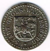 10 pfennig Gross-Wartenberg – avers