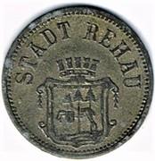 50 pfennig 1917 Rehau – avers