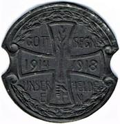 50 pfennig Neuburg – avers