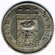 50 pfennig Neheim – avers