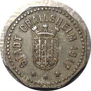 10 Pfennig (Crailsheim) [Stadt, Württemberg] – avers