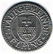 1 pfennig Elbing – avers