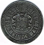 50 pfennig Weida – avers