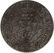 50 Pfennig (Schwerin) [Stadt, Posen] – avers