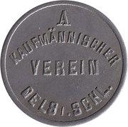10 pfennig - Oels (Kaufmännischer Verein) – avers