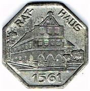 25 pfennig 1921 Werne a.d.Lippe – avers