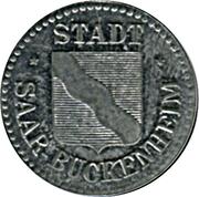 10 Pfennig - Sarre - Union (Saar-Buckenheim) [67] – avers