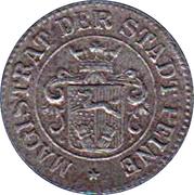 1 Pfennig (Peine) [Stadt Hannover] – avers