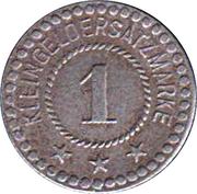 1 Pfennig (Peine) [Stadt Hannover] – revers