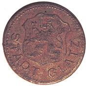 10 Pfennig - STADT GLATZ – avers