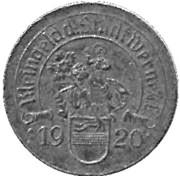 10 Pfennig (Werne a. d. Lippe)[Stadt, Westfallen] – avers