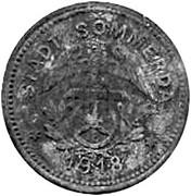 50 Pfennig (Sommerda)[Stadt Provinz Sachsen] – avers