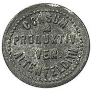 10 Pfennig (Altenfeld) [Private, Schwarzburg-Sondershausen, Consumverein] – avers
