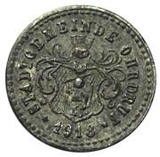 10 Pfennig (Ohrdruf) [Stadt, Saxe-Coburg-Gotha] – avers