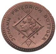 50 Pfennig (Schleiz) [Stadt, Reuß jüngerer Linie, Thuringia] – revers