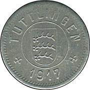 5 Pfennig (Tuttlingen) [Stadt, Württemberg] – avers