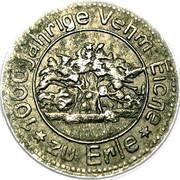 10 pfennig (Lembeck) – revers