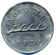 10 Pfennig (Nagold) – revers