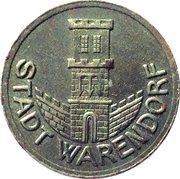 25 pfennig (Warendorf) – avers