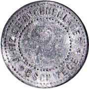 2 Pfennig (Eschwege) [POW, Hessen-Nassau] – avers