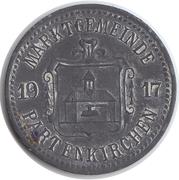 10 Pfennig Partenkirchen [Marktgemeinde, Bayern] – avers