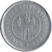 50 Pfennig (Weissenfels) [Stadt, Provinz Sachsen] – avers