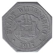 50 Pfennig (Wittenberg) [Stadt, Sachsen] – avers
