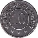 10 Pfennig Havelberg [Stadt, Brandenburg] – revers