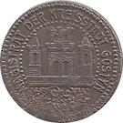 10 Pfennig (Gostyn) [Stadt] – avers