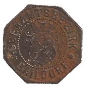 5 Pfennig (Gaildorf) [Oberamtsbezirk, Württemberg] – avers