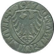 5 Pfennig (Dortmund) [Stadt, Westfalen] – avers