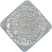 5 pfennig (Frankenthal) – revers