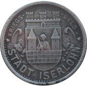 5 Pfennig (Iserlohn) – avers