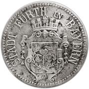 10 Pfennig (Fürth) – avers