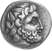 Tetradrachm (Imitation of Tetradrachm of Philip II) – avers