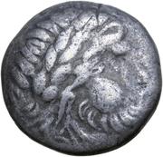 Tetradrachm (Kegelreiter Type) – avers