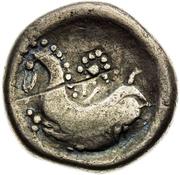 Denarius (Imitation of Roman Republican Denarius) – revers