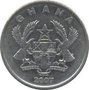 10 pesewas -  avers