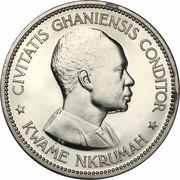 10 shillings (Indépendance) – avers