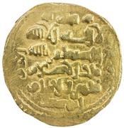 1 Dinar - Mas'ud III – avers