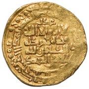 Dinar - Mahmud (Nishapur mint) – avers