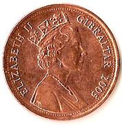 2 pence Elizabeth II (3ème effigie) -  avers