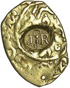 1 Dinar - John David Reed (Countermark) – avers