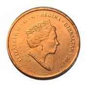 1 Penny - Elizabeth II (Referendum Anniversary) – avers