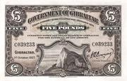 5 Pounds – avers