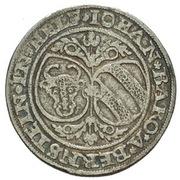 Groshen - Johann of Pernstein – avers