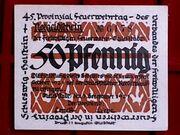 50 Pfennig (Glückstadt) – avers
