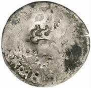 1 Prague Groschen (Counterstamped) – avers