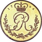 1 Ackey - George III (essai) – avers